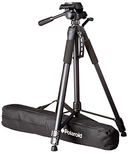"PLR 72"" Photo / Video ProPod Tripod Includes Deluxe Tripod Carrying Case + Additional Quick Release Plate For The Canon Digital EOS Rebel SL1 (100D), T5i (700D), T5, T4i (650D), T3 (1100D), T3i (600D), T1i (500D), T2i (550D), XSI (450D), XS (1000D), XTI (400D), XT (350D), 1D C, 70D, 60D, 60Da, 50D, 40D, 30D, 20D, 10D, 5D, 1D X, 1D, 5D Mark 2, 5D Mark 3, 7D, 7D Mark 2, 6D Digital SLR Cameras"