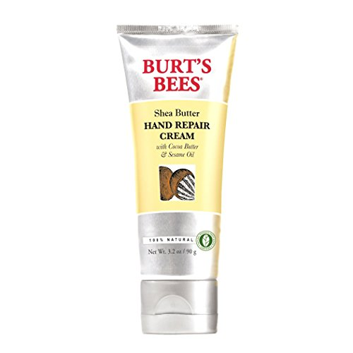 Burt's Bees 100% Natural Shea Butter Hand Repair Cream, 3.2 (Shea Butter Hand Care)