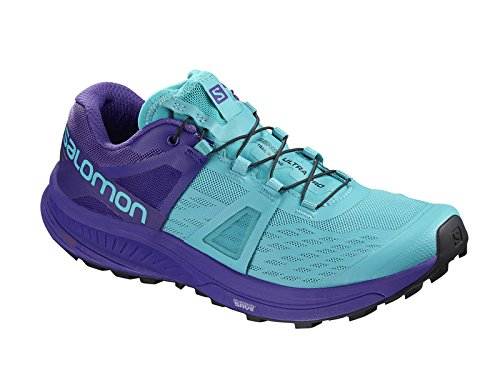 Salomon Ultra Pro W - Chaussures Trail Femme Bluebird / Deep Blue / Black