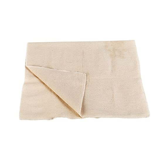 SODIAL Fermented Cloth Proofing Dough Bakers Pans Proving Bread Baguette Baking Mat Pastry Kitchen Tools 36x45CM 2 untreated, unbleached Scope of application: suitable for home and business use Matters needing attention: let the air dry, brush off excess flour. Do not wash, roll up and store