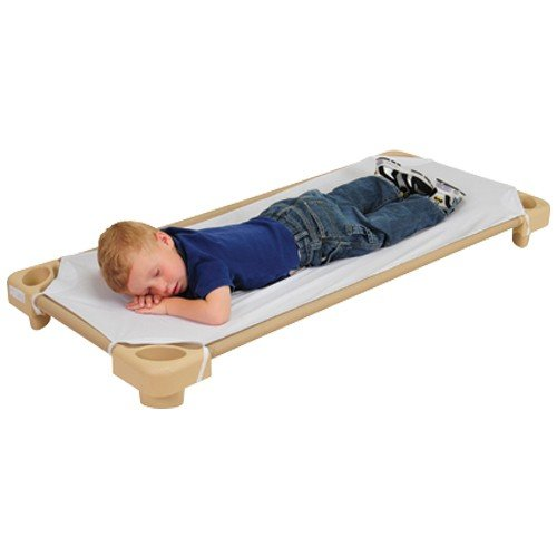 Time Cot (Individual Sheet For Ecr 4 Kids Nap Time Cots)