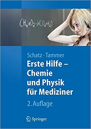 Erste hilfe chemie physik information speech statistics