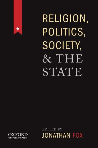 Religion, Politics, Society, and the State