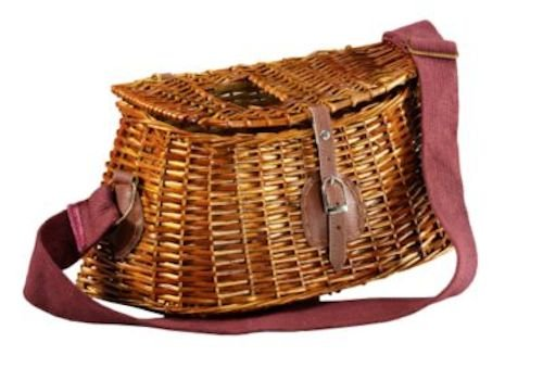 Fishing Creel Basket - 8