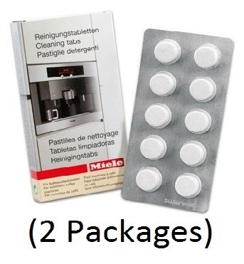 Coffee Machine Cleaning Tablets (20 Tablets)