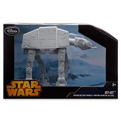 [Star Wars Diecast Vehicle AT-AT] (Star Wars At At Walker)