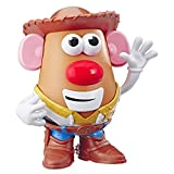 Potato Head Mr Disney/Pixar Toy Story 4 Woody's Tater Roundup Figure Toy for Kids Ages 2 & Up