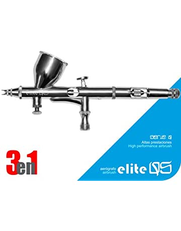 Aerógrafo Elite Q5 Plus