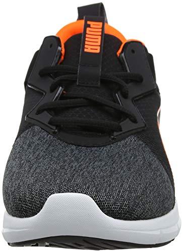 Futuro shocking puma De Chaussures 04 Nrgy Noir Orange Running Puma Dynamo Homme Black EvqRRT