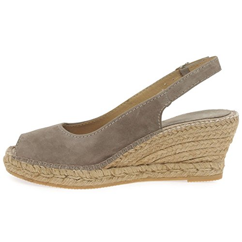 Taupe Espadrilles Womens Toni Calpe Pons pvqwSSH