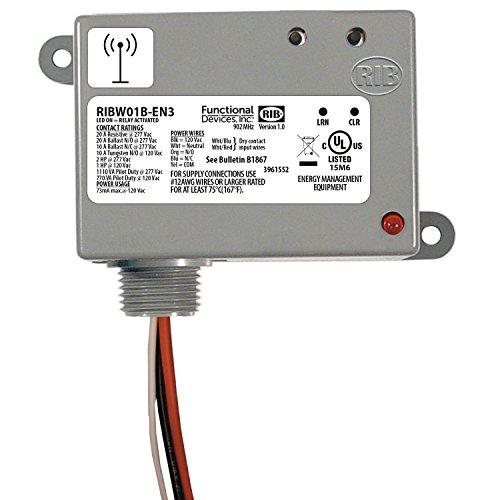 RIBW01B-EN3 | FDI | EnOcean 902 Mhz Enclosed
