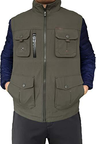 Mr.Stream Men s Quick Drying Waistcoat Outdoor Sports Gilet Lightweight Mountain Fishing Active Sleeveless Vest