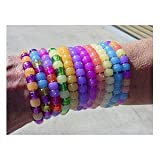 Solar Energy Beads - Beads change color in the sun!