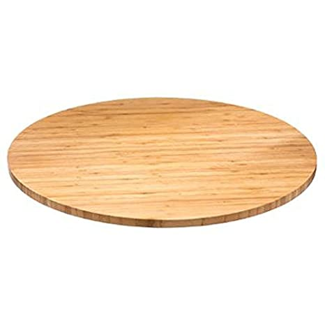 Paris Prix - Plato giratorio bambú 50 cm Natural: Amazon ...