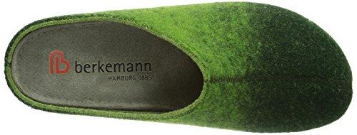 836 Berkemann Grün Verlauf Slippers Women's Grün Laurentia xYYn8wTq4