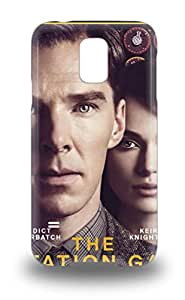 Premium Protection English The Imitation Game The Imitation Game Drama War 3D PC Case Cover For Galaxy S5 Retail Packaging ( Custom Picture iPhone 6, iPhone 6 PLUS, iPhone 5, iPhone 5S, iPhone 5C, iPhone 4, iPhone 4S,Galaxy S6,Galaxy S5,Galaxy S4,Galaxy S3,Note 3,iPad Mini-Mini 2,iPad Air )