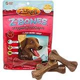 Zukes Z-Bones Multi-Count Regular Clean Berry Crisp 8-ct Review