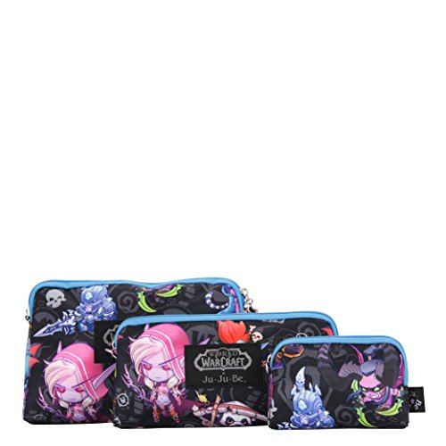 Ju-Ju-Be Set Travel Accessory Bags, World of Warcraft Collection - Cute But Deadly