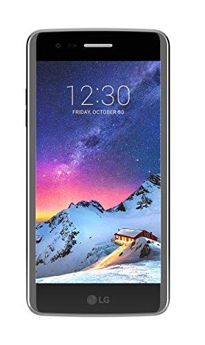 LG K8 (2017) (LGM200N.AGBRTN) TITAN GREY Unlocked Smartphone 5-inch...