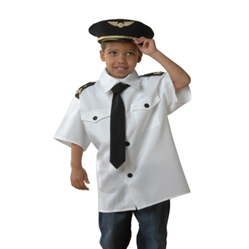 Classroom Career Outfit - Pilot for Pretend Play with Shi...