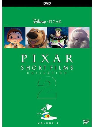 Pixar Short Films Collection 2 [Reino Unido] [DVD]: Amazon.es: Cine y Series TV