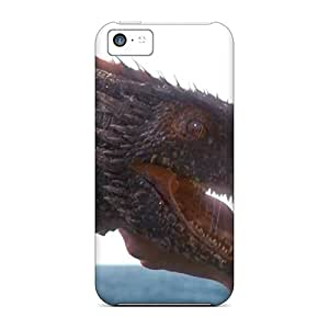 Premium Iphone 5c Case - Protective Skin - High Quality For Game Of Thrones - Drogon
