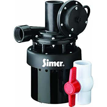 Zoeller 105-0001 Laundry Pump Package Including M53 Sump
