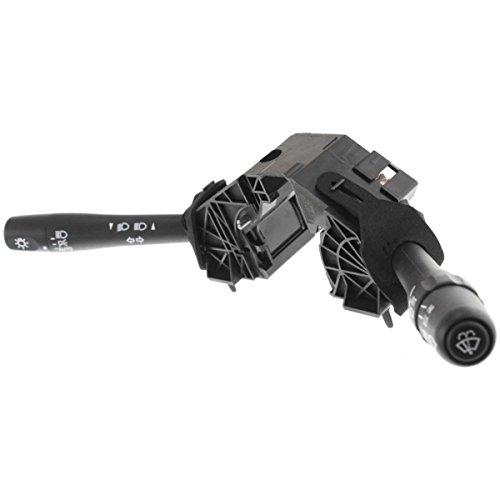 Diften 114-A6215-X01 - Malibu Alero Headlight Turn Signal Windshield Wiper High/Low Beam Lever (Turn Signal Lever Assembly)