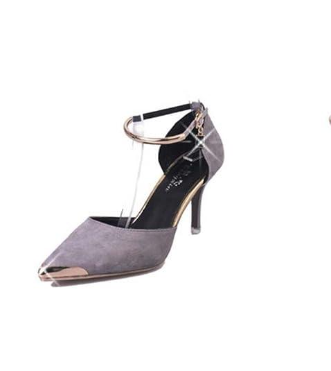 Femmes Confort Chaussures Pointu D Mariage Bout Myi De HwdPSq8