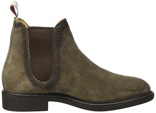 Taupe para Lydia Gant Botas Mujer Beige G24 Chelsea xY1wO78wq