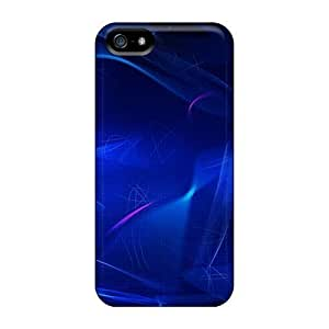 Tpye Deep Blue Mt For Iphone 6 plus 5.5 High-definition iphone Awesome Phone Cases case miao's Customization case