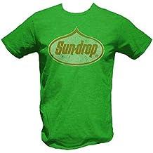 Sun Drop Vintage Logo Licensed T-Shirt-medium