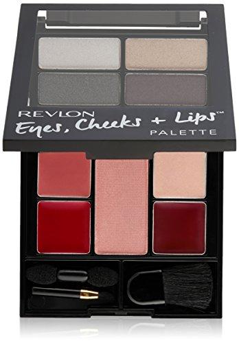 Revlon Eyes, Cheeks + Lips Pallet, Seductive Smokies