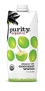 Purity Organic 100% Organic Coconut Water