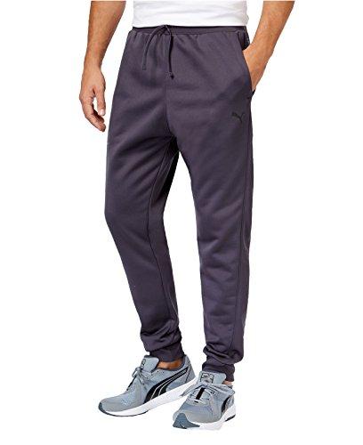 Puma Men's Fleece Pants Periscope/Black Pants
