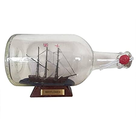 41avGJR70GL._SS450_ Ship In A Bottle Kits and Decor
