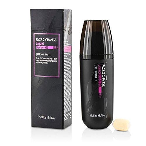 Holika Holika Face 2 Change Liquid Roller BB Cream # 23 Natural Beige Spf 30