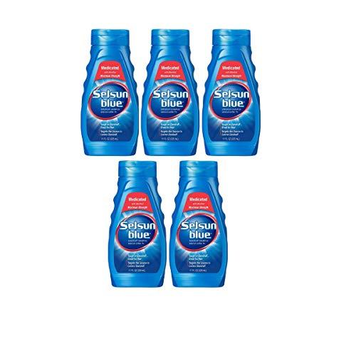 (Selsun Blue Medicated Dandruff Shampoo 11-Ounce Bottles (5 Count))