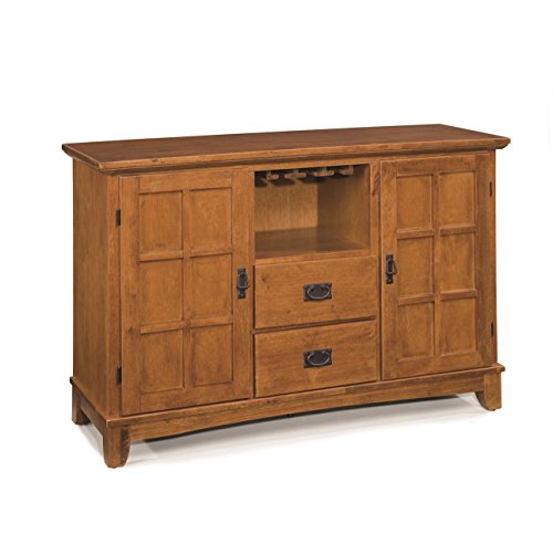 Arts & Crafts Cottage Oak Buffet by Home Styles ()