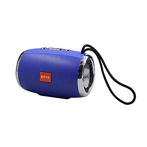 HY-18 Waterproof Wireless Speaker Outdoor Portable Speaker Mini Stereo Speaker Super Bass Subwoofer