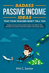 The greatest passive income book is here.                                     If you are looking for ways to make your money work hard for you instead of you working hard, then this book will teach you all the methods to use t...