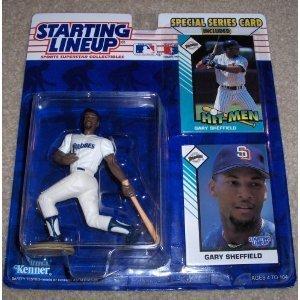 1993 Gary Sheffield MLB Starting Lineup Figure