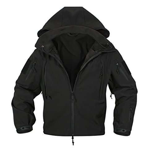 3. Rothco Special Ops Soft Shell Jacket