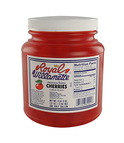 Royal Willamette Maraschino Cherries