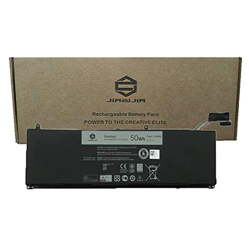 JIAZIJIA CGMN2 Laptop Battery Replacement for Dell Inspiron 11 3135 3137 3138 Series Notebook 0N33WY N33WY Black 11.4V 50Wh 4336mAh (3138 Series)