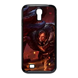 Samsung Galaxy S4 9500 Cell Phone Case Black League of Legends Dragonslayer Braum Skqy