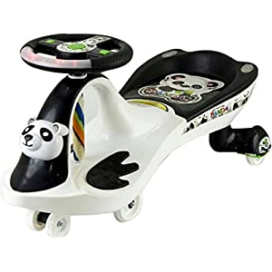 Panda Goyal's Baby Wheel Magic...
