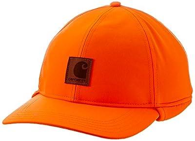 Carhartt Men's Ear Flap Hunting Cap by Carhartt