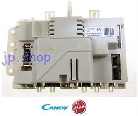 Candy Hoover Zerowatt Tarjeta electrónica corazón lavadora ...