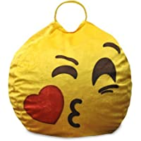 Emoji Pals Eyes For You Mini Bean Bag with Handle 55 (kiss)